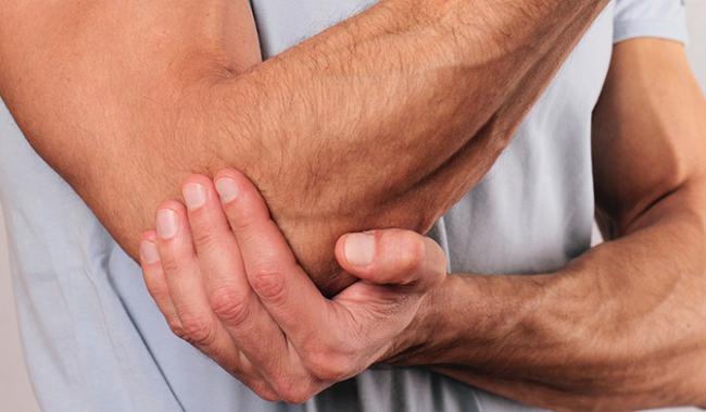 درمان آرتروز(ساییدگی) آرنج براساس شدت و نوع التهاب مفصل آرنج
