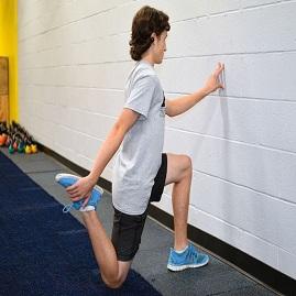 تمرینات تقویت عضلات چهار سر ران برای بهبودعملکرد زانو بعد بیماری