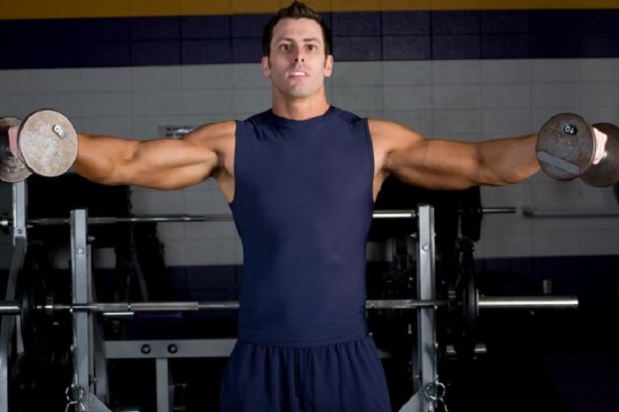 ورزش مناسب برای رفع شانه درد و تقویت عضلات کتف و شانه ها