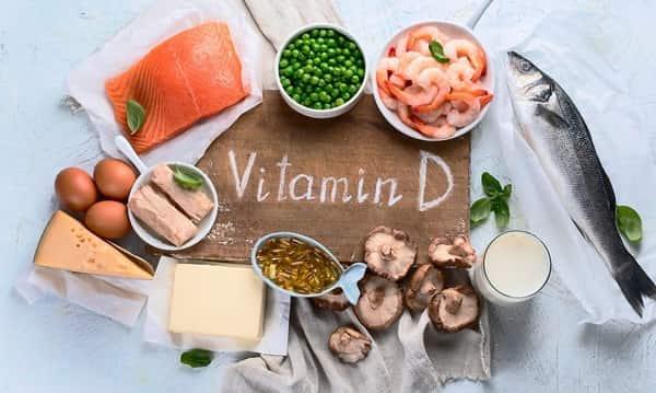 مصرف ویتامین D برای جلوگیری از پوکی استخوان